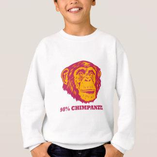 98% Schimpanse Sweatshirt