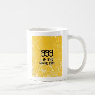 999, das super Übel, Kaffeetasse