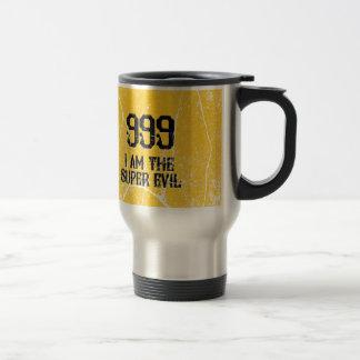 999, das super Übel, Reisebecher