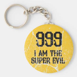 999, das super Übel, Schlüsselanhänger