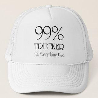 99% Fernlastfahrer Truckerkappe