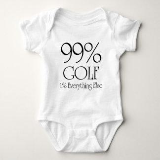 99% Golf Baby Strampler