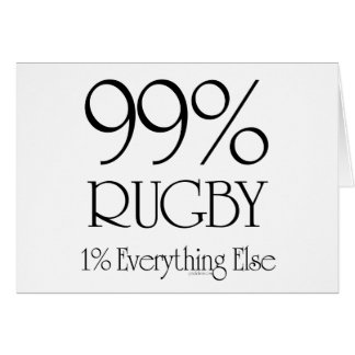 99% Rugby Karte