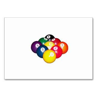 9 Ball-Gestell