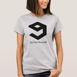 9gag-Go Spaß sich: T-Stück T-Shirt