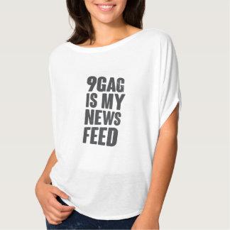 9gag ist meine Nachrichten füttern Hemd