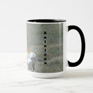 A0027 Pronghorn Antilopen-Tasse Tasse