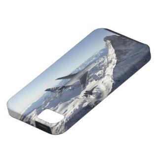 A380-FA18-Matterhorn iPhone 5 Schutzhülle