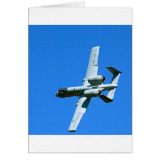 A-10 LUFTKAMPF-MANÖVER (ACM) KARTE