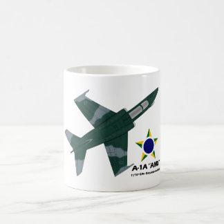A-1A ,(AMX), Brasilianische Luftwaffe Kaffeetasse