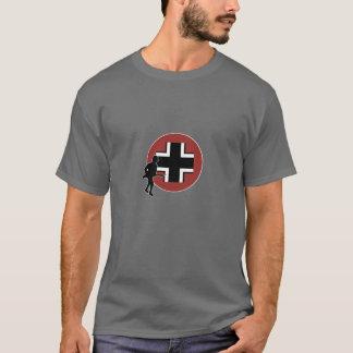 A&A Deutschland Land-Markierung und Infanterie T-Shirt