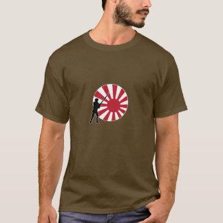 A&A Japan Land-Markierung und Infanterie T-Shirt