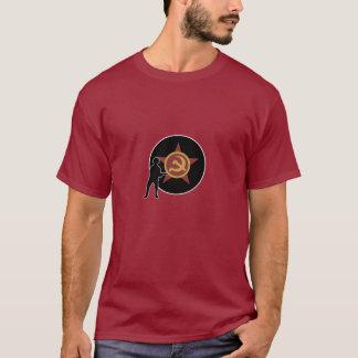 A&A UDSSR Land-Markierung und Infanterie T-Shirt