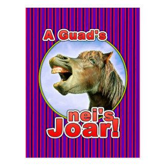 A Guads neis Joar! Postkarte