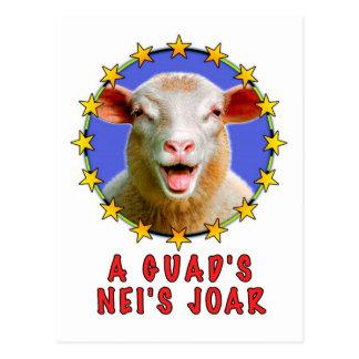 A guads neis Johr Postkarten