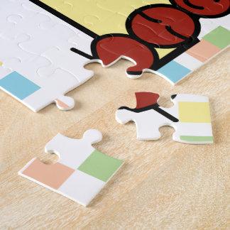 A ist für Ameisen-Puzzlespiel Puzzle
