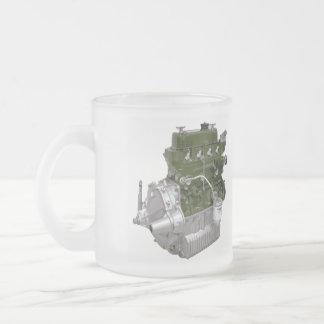A+ Reihen-Entwurfs-Tasse Mattglastasse