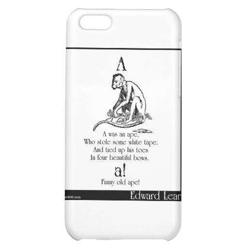 A war ein Affe iPhone 5C Schale