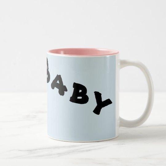 A wonderful cup of coffee zweifarbige tasse