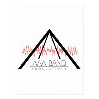 aaa-Bandproduktionen Postkarte