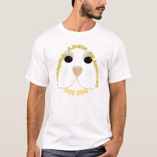 Aaa-Disc-Hund T-Shirt