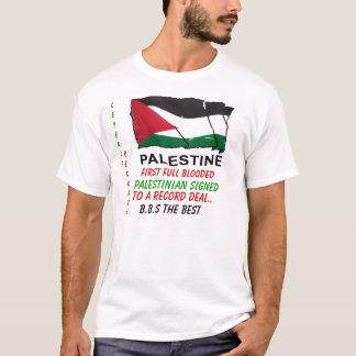 aaa, erstes volles Blooded, Palästinenser T-Shirt