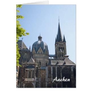 Aachen Karte