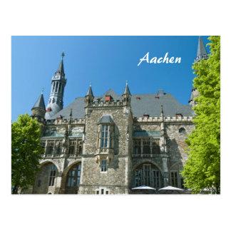 Aachen-Postkarten Postkarte