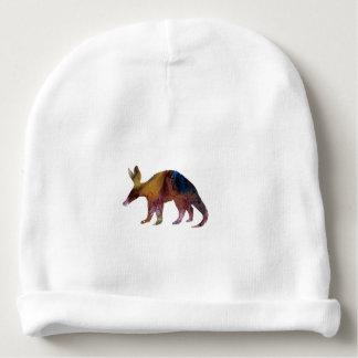 Aardvark-Kunst Babymütze
