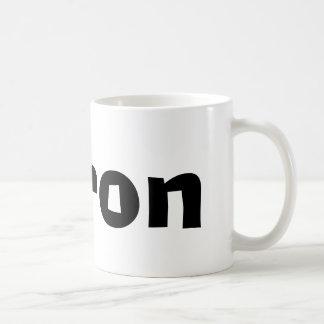 Aaron Kaffeetasse