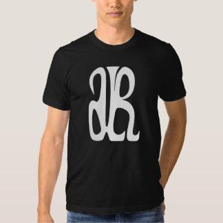 Aaron Rutten - schwarzer T - Shirt