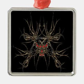 aaxoo silbernes ornament