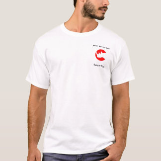 AAZK Bowling für Rhinos T-Shirt