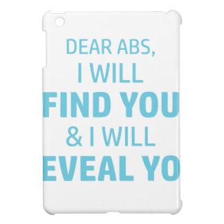 AB decken auf iPad Mini Hülle