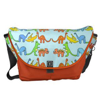 AB-Dinosaurier-Windel-Tasche tragen das Leben des Kuriertasche