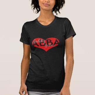 Abba Herz T-shirt