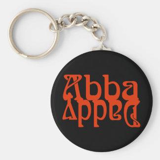 Abba Vati (Vater-Gott) Schlüsselanhänger