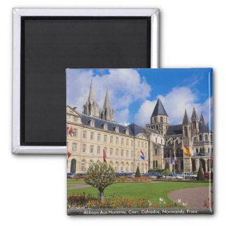 Abbaye ZusatzHommes, Caen, Calvados, Normandie, Fr Magnets