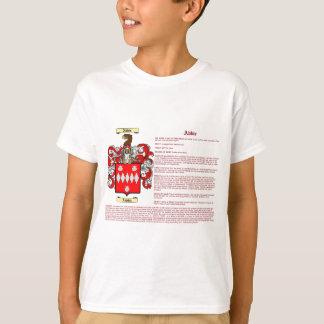 Abbie (Bedeutung) T-Shirt