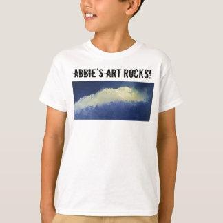 Abbies Kunst schaukelt T - Shirt