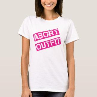 Abbruch-Ausstattungs-Sommer T-Shirt