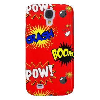 Abbruch! Kriegsgefangen! Boom! Fall Samsungs S4 Galaxy S4 Hülle