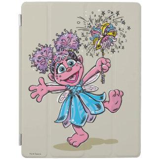 Abby Cadabby Retro Kunst iPad Hülle