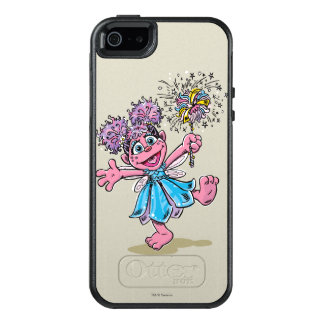 Abby Cadabby Retro Kunst OtterBox iPhone 5/5s/SE Hülle