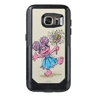 Abby Cadabby Retro Kunst OtterBox Samsung Galaxy S7 Hülle