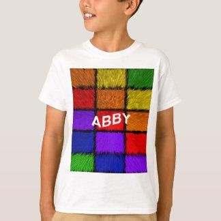 ABBY (weibliche Namen) T-Shirt