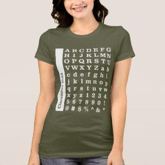 ABC123 Clarendon mutiger Rev T-Shirt