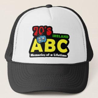 ABC-70er Irland-Radio Truckerkappe