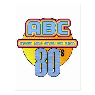 ABC-80er Irland Postkarte