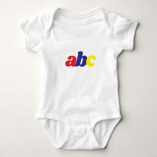 ABC-Babygang Baby Strampler